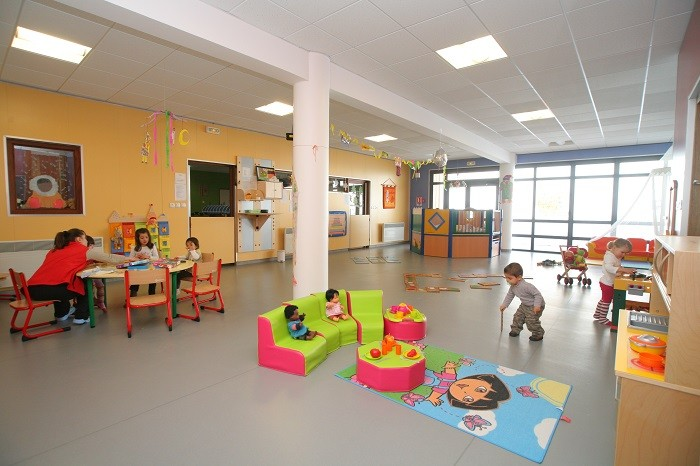 Club enfant Les Marmottes ( 6 mois - 5 ans inclus )