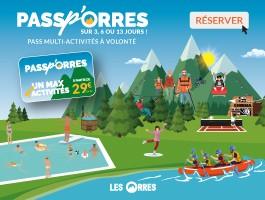Multi Activities Card