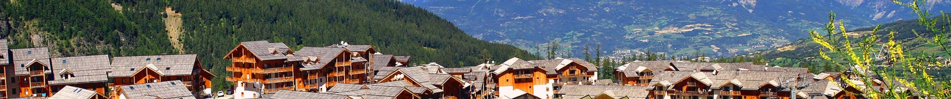 Rental apartments and chalets les orres summer