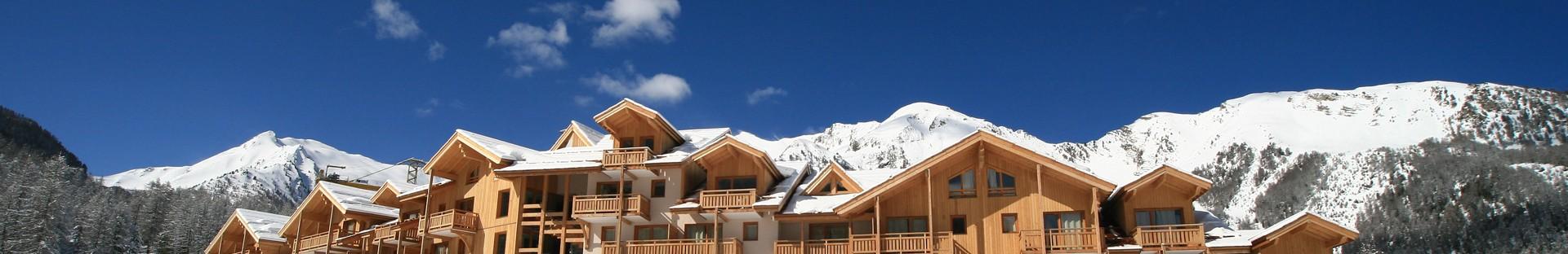 Séjour en hotel - hiver Les Orres