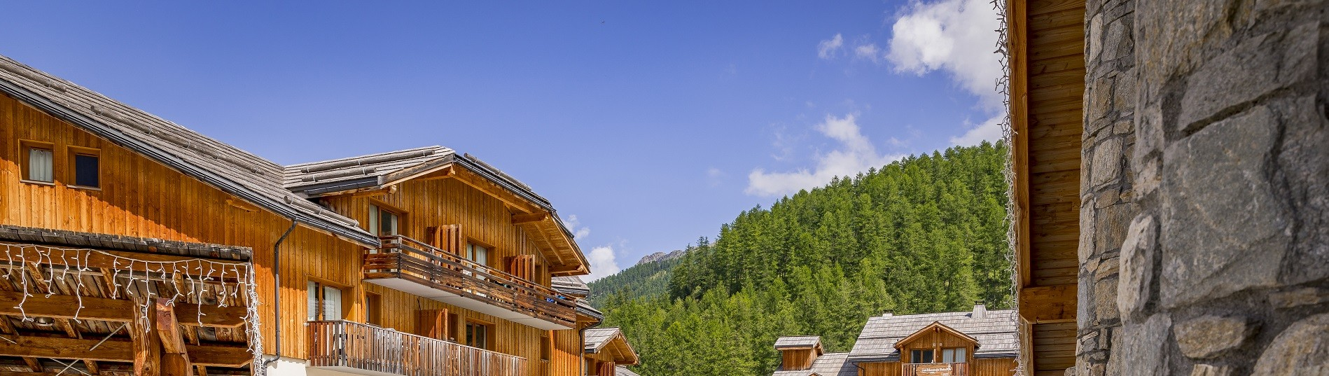 Accommodation in chalet or apartment Les Orres