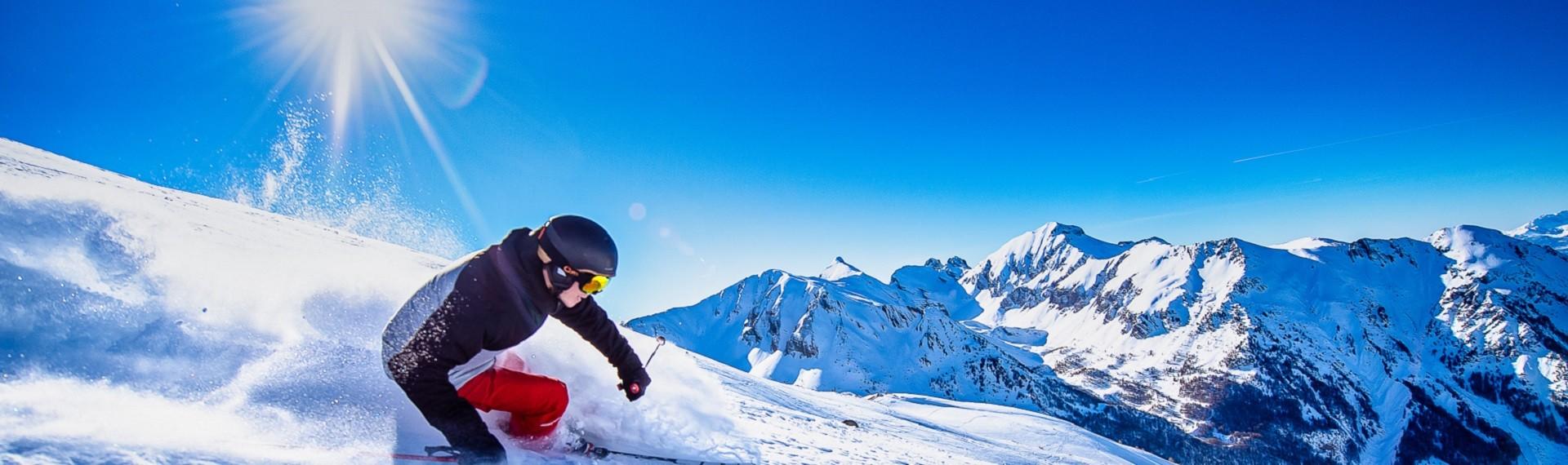 Ski et détente en hiver les orres