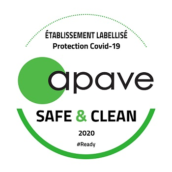 Certification APAVE Safe & Clean