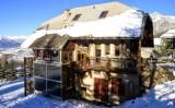Les Orres Chalet lagopede-exterieur-hiver-557500